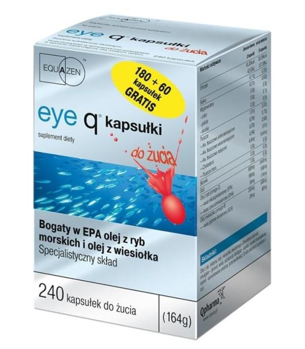 Eye q opinie