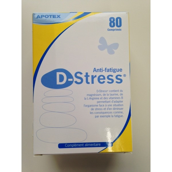 Kapsułki D stress